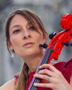 Red Cello Girl