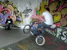 Graffiti Stunts