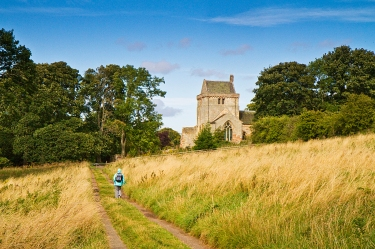 15 A Walk To Church
