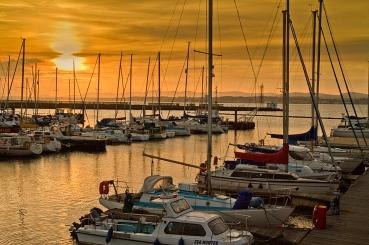 15 Port Edgar Sunset