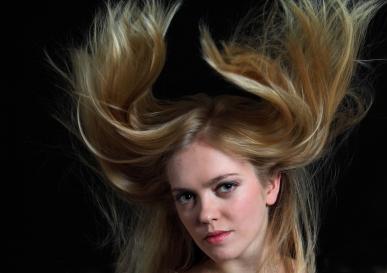 18 HAIR RAISING