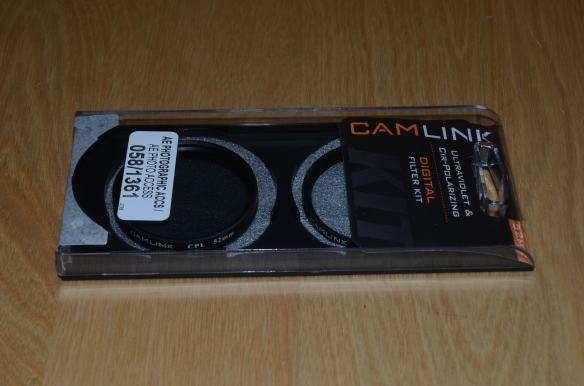 FOR SALE 52MM UV & CIR POLARIZING SET
