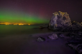 Mike Clark 61 Aurora Borealis