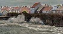 Storm at Dunbar