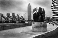 Henry Moore Overlooking Vauxhall Bridge