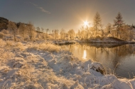 12, Frozen Trossachs, Mike Clark